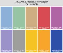 värikartta kevät 2014